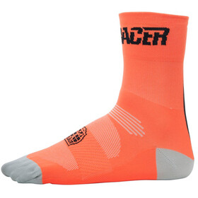 Bioracer Summer Chaussettes, fluo orange